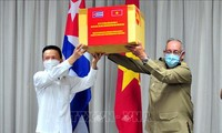 Việt Nam và Cuba tôn vinh hợp tác và hữu nghị trong cuộc chiến chống COVID-19