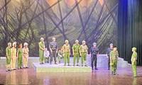 Nét mới trong liên hoan sân khấu về hình tượng người chiến sỹ CAND lần thứ IV