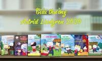 Ra mắt sách của tác giả giải thưởng sách thiếu nhi lừng lẫy Astrid Lindgren 2020