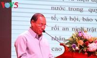 Kỷ niệm 75 năm truyền thống lực lượng CAND Việt Nam tại Lào