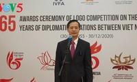 Trao giải cuộc thi thiết kế logo kỷ niệm 65 năm quan hệ ngoại giao Việt Nam – Indonesia