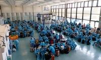 Đưa 290 công dân Việt Nam từ Đài Loan (Trung Quốc) về nước