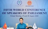 Việt Nam coi trọng và ủng hộ nỗ lực chung ứng phó với biến đổi khí hậu