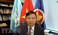 Việt Nam cam kết chống khủng bố trên cơ sở tuân thủ Hiến chương Liên hợp quốc và luật pháp quốc tế