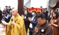 Lễ Vu Lan báo hiếu Phật lịch 2564, dương lịch 2020 tại chùa Nhân Hòa, Ba Lan