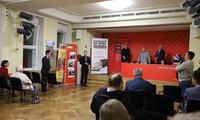 """Ra mắt cuốn sách """"Tiểu sử chính trị Hồ Chí Minh"""" tại Đức"""