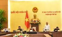 Ủy ban Thường vụ Quốc hội cho ý kiến về các báo cáo về phòng chống tham nhũng năm 2020