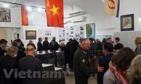 """Ấn tượng triển lãm """"Cam Ranh: Hợp tác quân sự Việt Nam -LB Nga"""""""