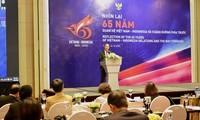 Quan hệ Việt Nam- Indonesia:  65 năm nhìn lại và chặng đường phía trước