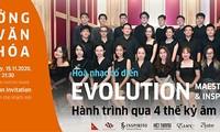 Evolution – hành trình qua 4 thế kỷ âm nhạc
