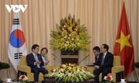 Hàn Quốc và Việt Nam hợp tác trong đào tạo nhân lực