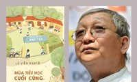 Hai nhà văn Lê Văn Nghĩa và Văn Thành Lê ra mắt tác phẩm mới cho thiếu nhi