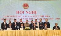 Việt Nam đặt mục tiêu xuất khẩu lâm sản đạt 18-20 tỷ USD vào năm 2025