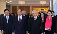 Tổng Bí thư, Chủ tịch nước Nguyễn Phú Trọng chỉ đạo Hội nghị trực tuyến Chính phủ với các địa phương