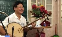 NSƯT Trần Luận: Người sáng tạo cây đàn nguyệt ba dây