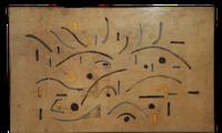 Triển lãm tranh Đặng Đình Hưng Một bến lạ: Hình chữ