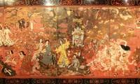 Tranh sơn khắc và sơn mài thời mỹ thuật Đông Dương