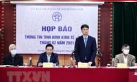 Hà Nội thúc đẩy sản xuất, kinh doanh, tạo đà phát triển kinh tế-xã hội