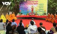 Lễ tri ân các anh hùng liệt sĩ lực lượng công an hai nước Việt Nam và Lào