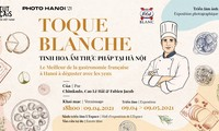 Triển lãm ảnh Toque blanche- Tinh hoa ẩm thực Pháp tại Hà Nội
