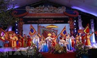 Bế mạc Liên hoan hát văn, hát chầu văn toàn quốc năm 2021
