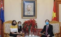 Việt Nam và Australia phát triển quan hệ đối tác chiến lược về đổi mới sáng tạo