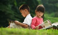 Mỗi gia đình một tủ sách cho con: chương trình khơi nguồn tri thức của NXB Kim Đồng