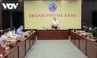 Thành phố Đà Nẵng xem xét nới lỏng phòng chống dịch COVID-19