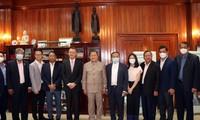 Quan hệ hai nước Campuchia - Việt Nam ngày càng phát triển