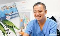 Câu chuyện từ trái tim' - cuốn sách đặc biệt của bác sĩ Nguyễn Lân Hiếu ra mắt bạn đọc
