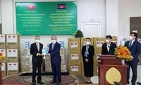 Campuchia mong muốn cùng Việt Nam tăng cường kiểm soát dịch COVID-19