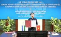 Thúc đẩy hợp tác hữu nghị Việt Nam và Uzbekistan