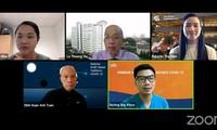 Hội thảo về chăm sóc và điều trị F0 của các chuyên gia AVSE Global
