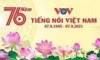 ABU chúc mừng 76 năm Ngày thành lập Đài Tiếng nói Việt Nam (7/9/1945 – 7/9/2021)