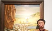 Họa sĩ Lê Huy Tiếp: người hiếm hoi thành danh với cả hội họa và tranh in