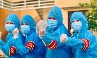 Hơn 10.000 bạn trẻ đăng ký tình nguyện vào Nam chống dịch