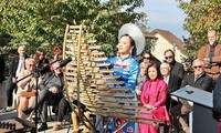 Ngày Văn hóa Việt Nam - Thụy Sĩ tại Geneva thúc đẩy giao lưu nhân dân giữa hai nước