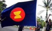 พิธีเชิญธงอาเซียนขึ้นสู่ยอดเสา ณ ประเทศคิวบา เยอรมนีและบัลแกเรีย