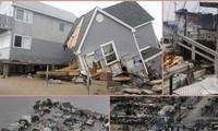 มีผู้เสียชีวิตอย่างน้อย 40 คนจากพายุแซนดี้