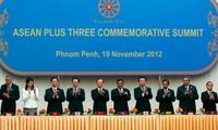 ขยายความร่วมมือระหว่างอาเซียนกับประเทศเอเชียตะวันออก