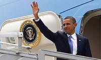 ประธานาธิบดีสหรัฐ บารัค โอบาม่า เริ่มการเยือนทวีปแอฟริกา
