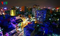 ถนนที่เป็นจุดนัดพบของนักท่องเที่ยวต่างชาติในนครโฮจิมินห์
