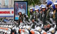 เกิดเหตุระเบิด ที่ สำนักงานของพรรคประชาชนกัมพูชา