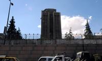 เกิดเหตุระเบิด ที่ สถานทูตรัสเซียประจำซีเรีย