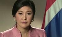 กองทัพไทยควบคุมตัวนางสาว ยิ่งลักษณ์ ชินวัตร อดีตนายกรัฐมนตรี