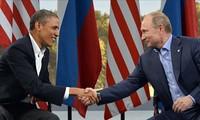 ผู้นำรัสเซียและสหรัฐเห็นพ้องกันว่า จำเป็นต้องเริ่มกระบวนการทางการเมืองในยูเครน