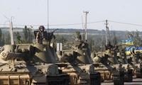 กองทัพยูเครนพร้อมถอนปืนใหญ่ออกจากเขตปลอดทหาร