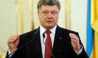 ยูเครนประกาศเดินหน้าปฏิบัติข้อตกลงหยุดยิงในภาคตะวันออก