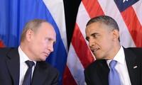 ผู้นำรัสเซียและสหรัฐเจรจาทางโทรศัพท์ก่อนการพบปะสุดยอดนอร์มองดีเกี่ยวกับยูเครน