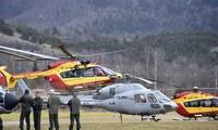 ฝรั่งเศสทำการกู้ภัยและค้นหาต่อไปในสถานที่เกิดอุบัติเหตุเครื่องบินแอร์บัส 320 ตก